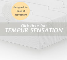 Tempur Sensation Mattresses