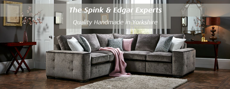 Spink and Edgar Luxury Sofas