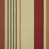 Grade B - Julia Stripe Red