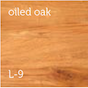 Oiled Oak - L-9