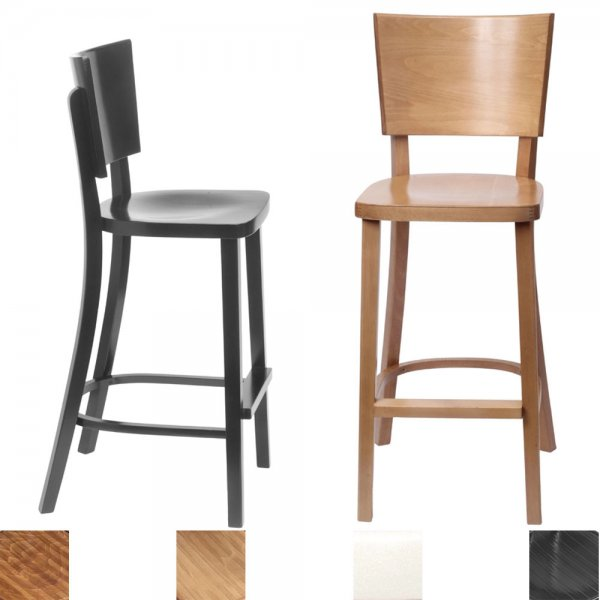 Pigalle Barstool Choose From A Selection Of Colours