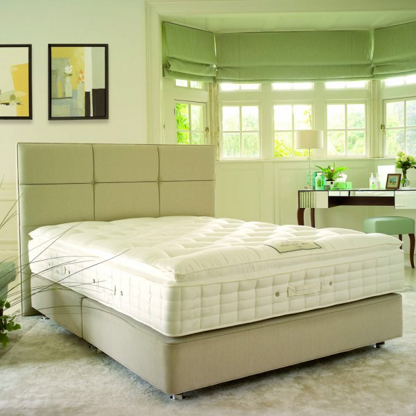 Pillow turn luxury single divan Luxury divan beds