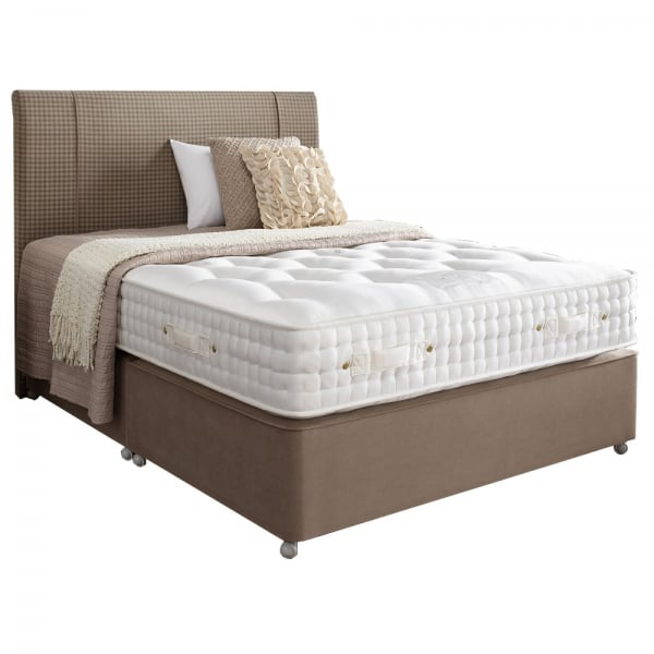 Harrison Diamond 14800 King Size Divan Bed At Smiths The Rink Harrogate