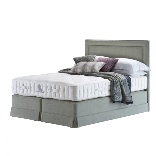 Hypnos Aspen Supreme Divan Bed Firm Edge Deep Pocket At Smiths The Rink