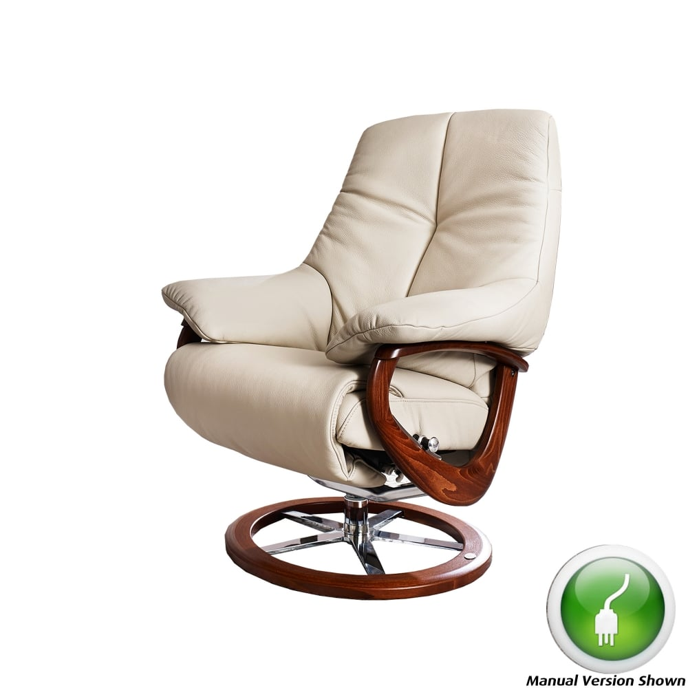 Himolla Zerostress Europe Recliner Electric Footrest