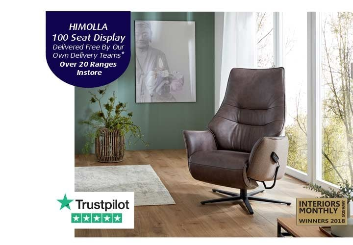 Himolla Sofas Amp Recliners The Largest Display Of Himolla In The Uk