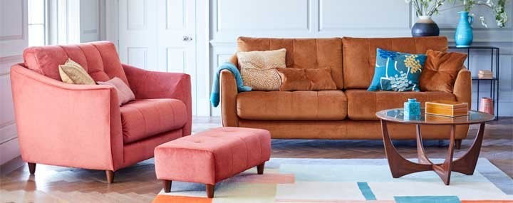 G Plan Vintage Sofas Chairs Free Delivery The Rink Harrogate