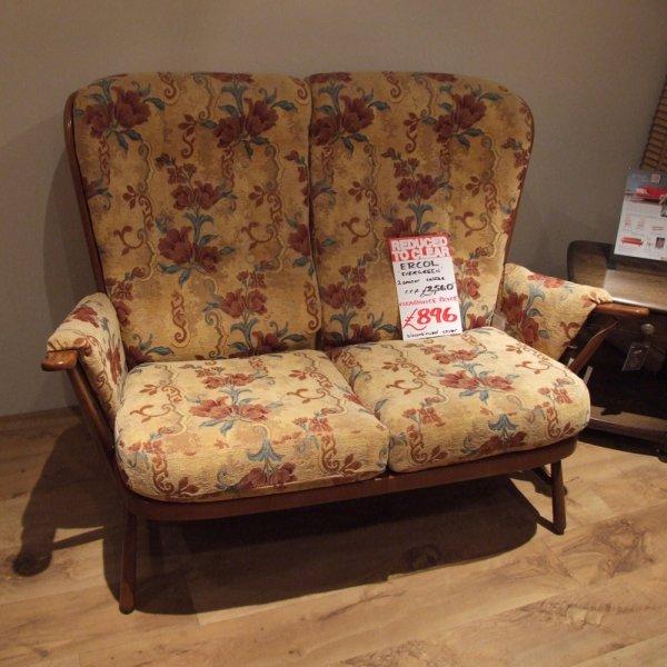Ercol Evergreen 2 Seater Sofa Clearance