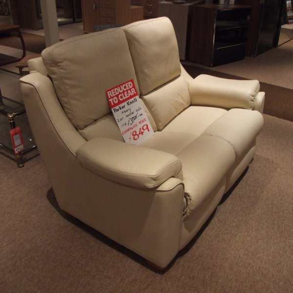 Parker Knoll Albany 2 Seater Sofa Clearance