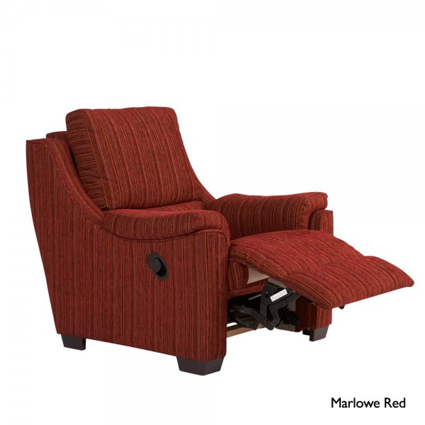 fabric recliner chairs uk. albany electric power recliner chair in fabric chairs uk