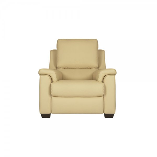 Parker Knoll Albany Electric Reclining Armchair In Leather