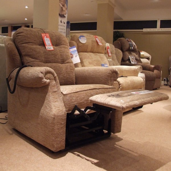 Miraculous G Plan Oakland Elevate Small Lift Rise Recliner In Boucle Cocoa Machost Co Dining Chair Design Ideas Machostcouk