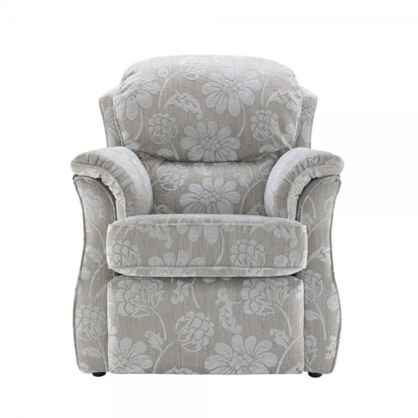 G Plan Florence Manual Recliner In Fabric At Smiths The