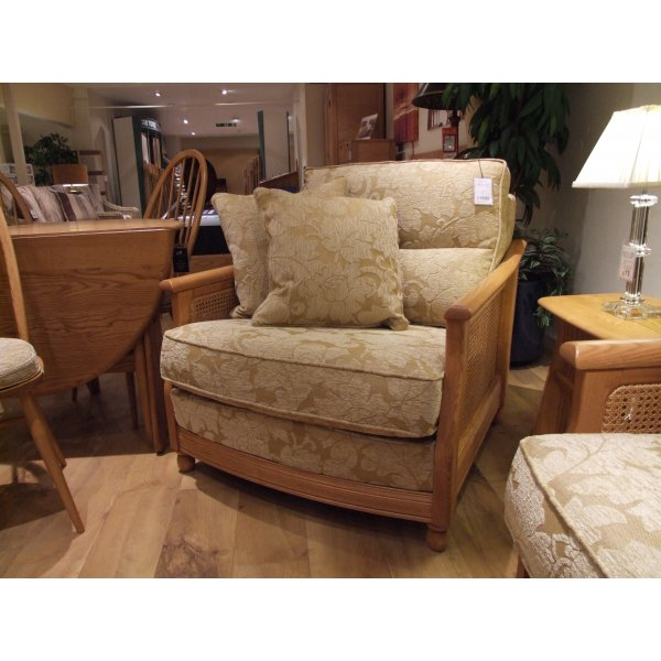 Ercol Bergere 3 Seater Easy Chair Clearance
