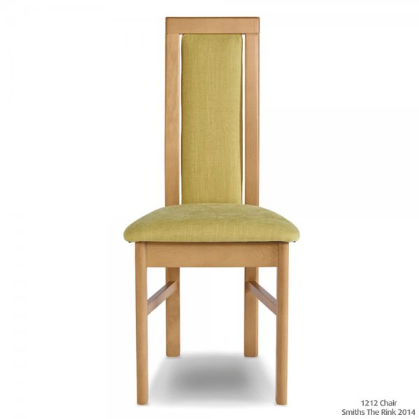 Sutcliffes hertford chair with upholstered seat and back for 108 table seats how many