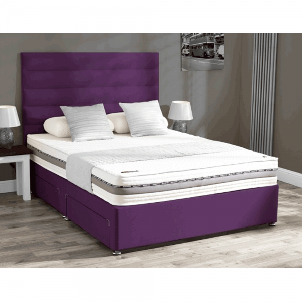 Mammoth performance 22 super king size divan available for Super king size divan