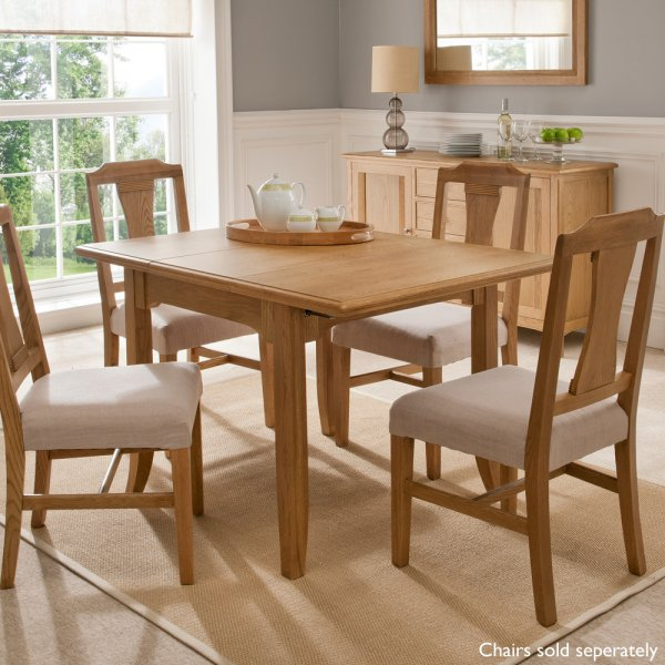 Dining Tables For Two: Winsor Toledo Small Extending Dining Table At Smiths The