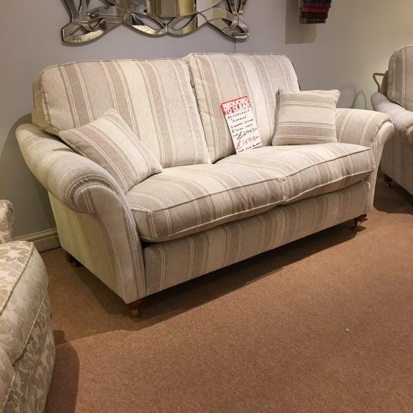 Bridgecraftflorence 3 Seater Sofa Amp Small Chair