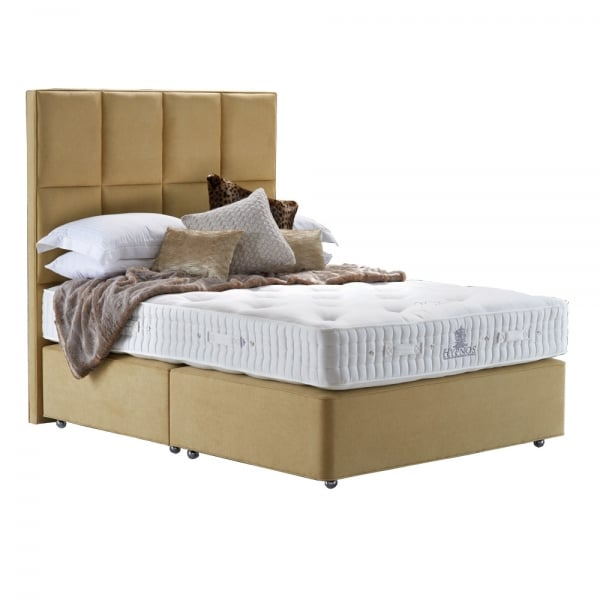 Hypnos Maple Superb Divan Bed Firm Edge Deep Pocket At Smiths The Rink