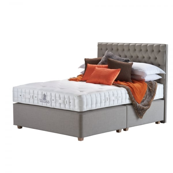 Hypnos Luxury No Turn Supreme Divan Bed At Smiths The Rink
