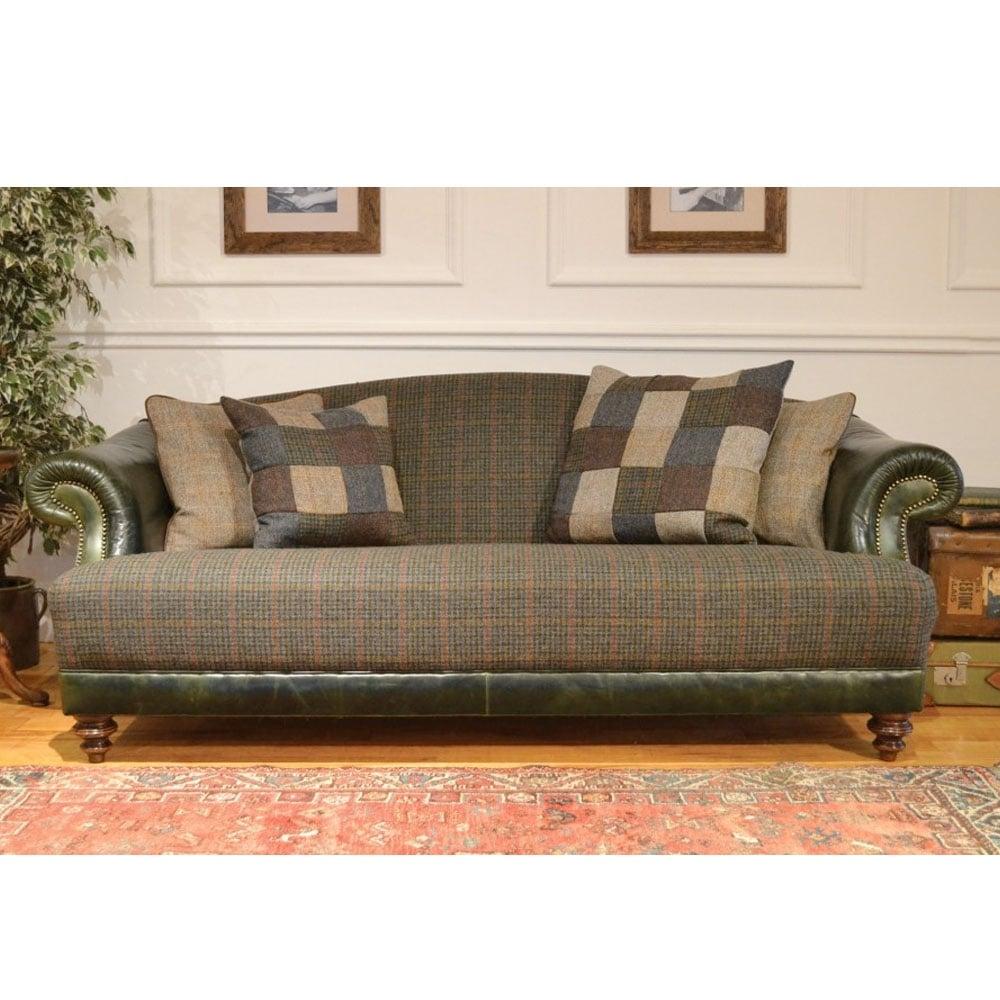 Taransay Midi Harris Tweed Sofa