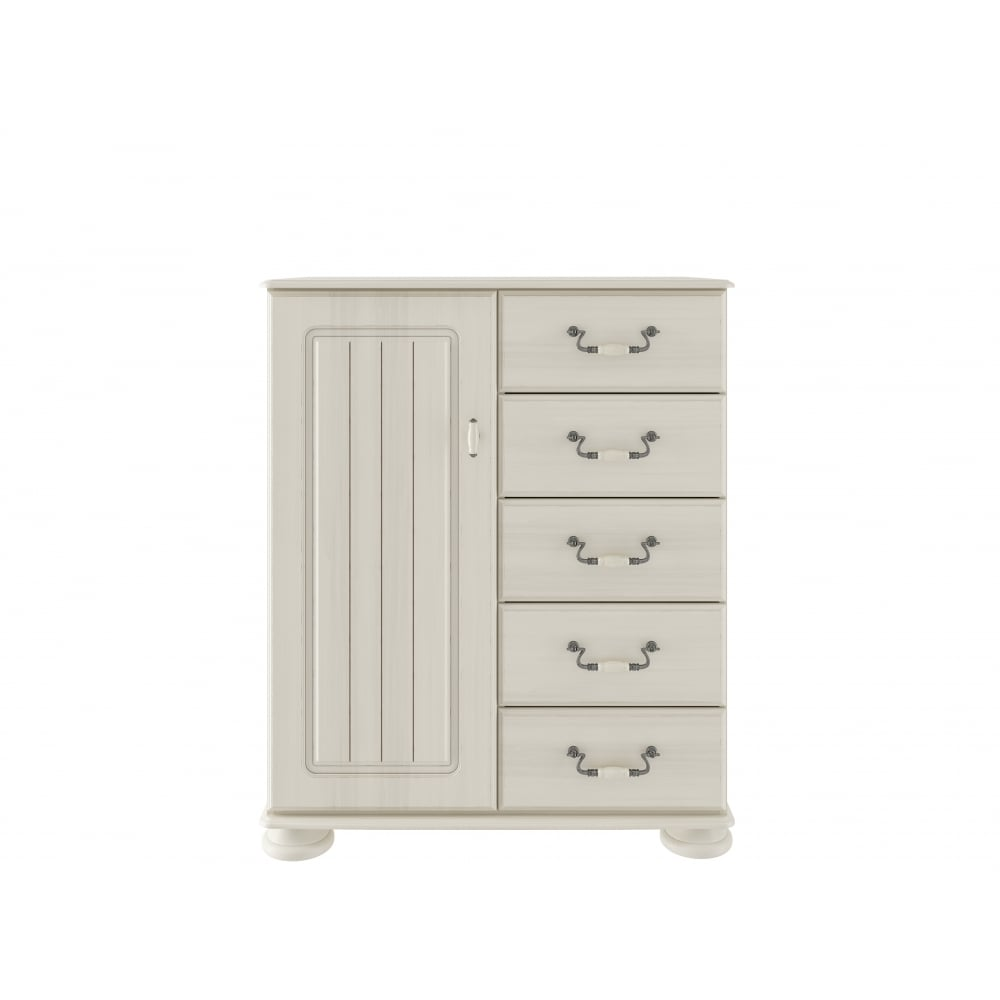 Kingstown Signature Tallboy In Cream D490 At Smiths The Rink
