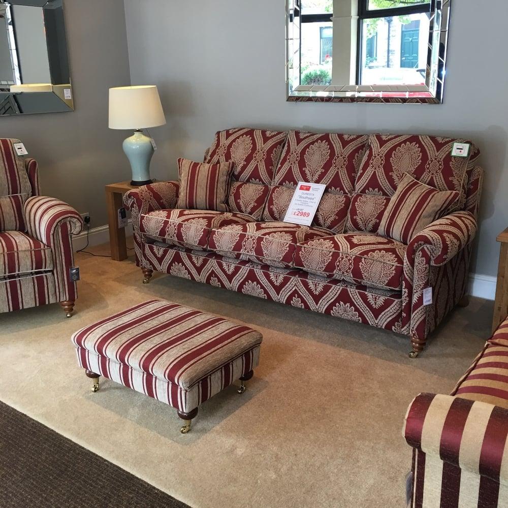 Duresta Southsea 3 Seater Sofa & Armchair Clearance