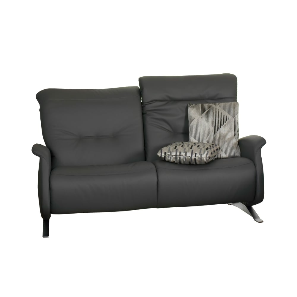 Himolla Cygnet 2 Seater Manual Recliner Sofa At Smiths The Rink