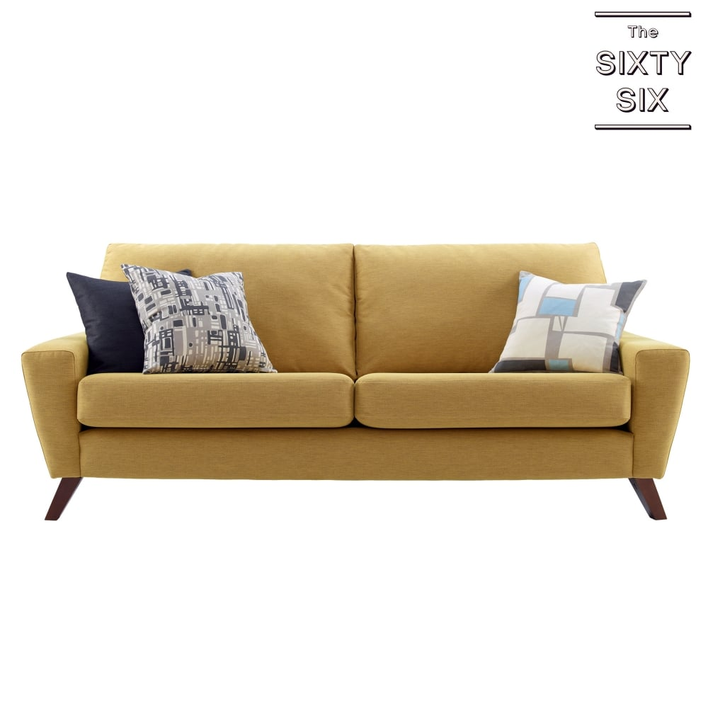 g plan vintage the sixty six large sofa at the best prices. Black Bedroom Furniture Sets. Home Design Ideas