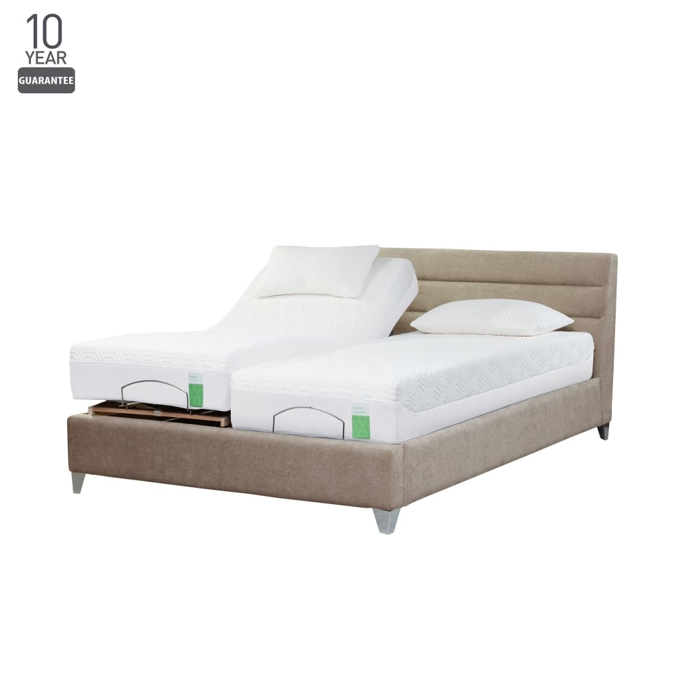 Tempur Genoa King Size Adjustable Bed At Smiths The Rink Harrogate