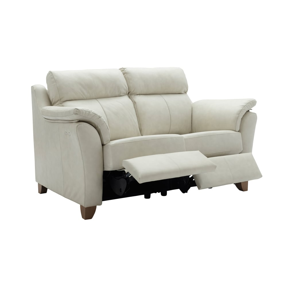 Captivating Turner Leather 3 Seater Recliner Sofa   2 Cushion