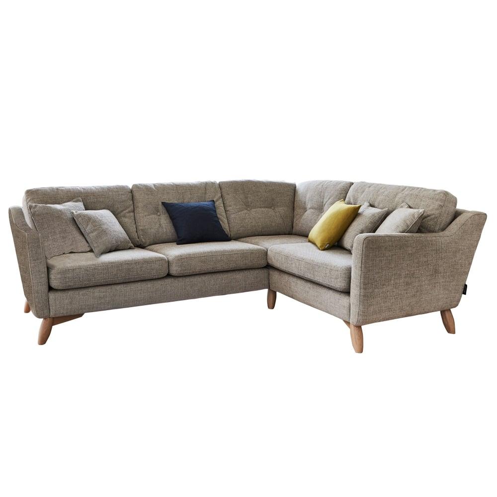 Cosenza RHF Corner Sofa