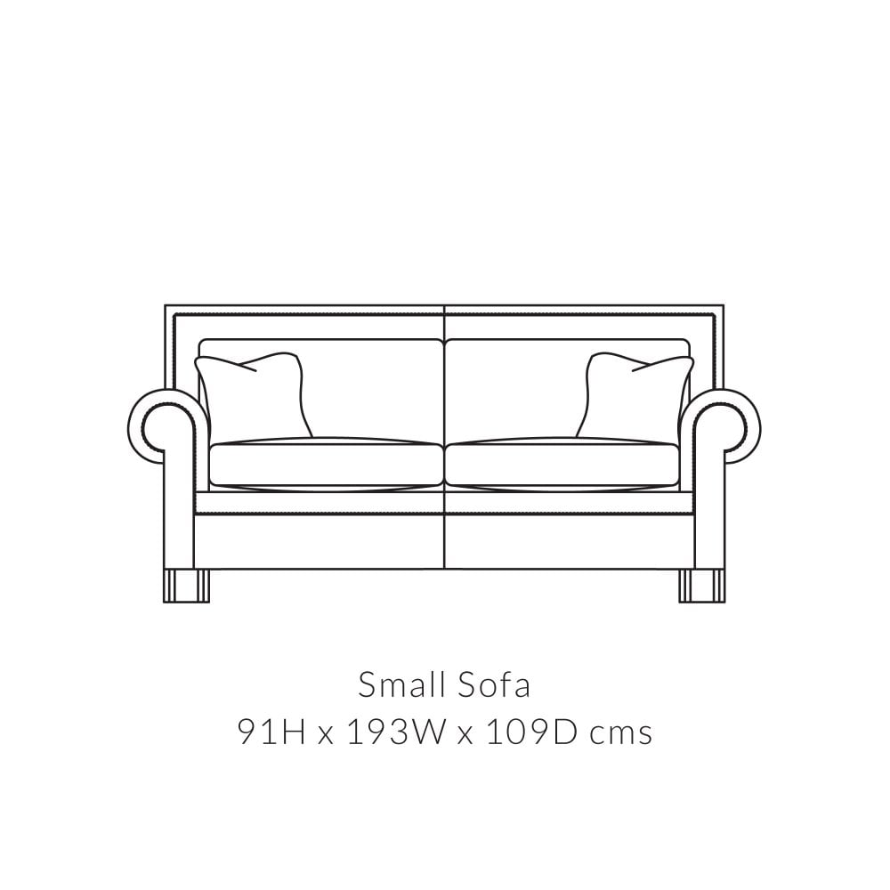 Strange Coco Small 2 Seater Sofa Machost Co Dining Chair Design Ideas Machostcouk