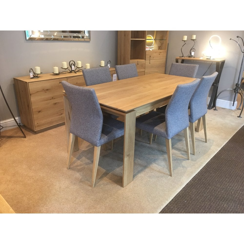 Clearance Dining Table: Chairs & Sideboard - Clearance