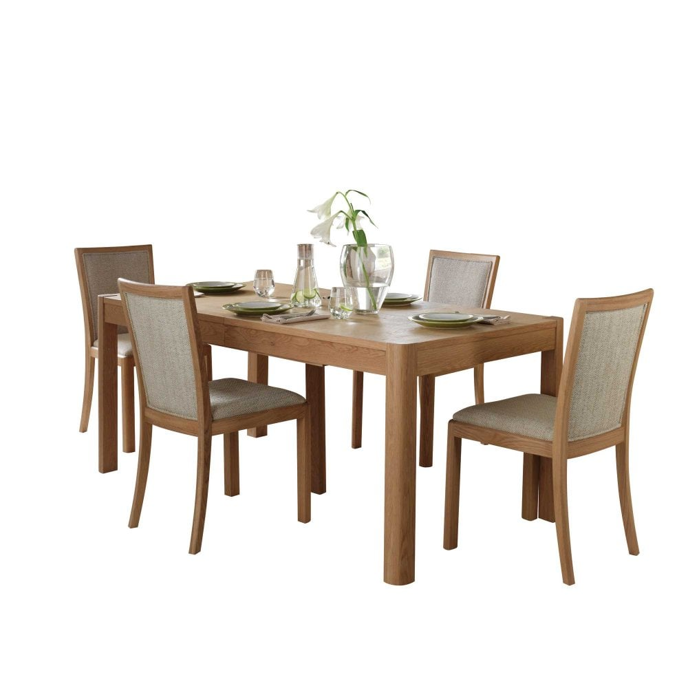 71ece687782 Winsor Stockholm Large Extending Dining Table at Smiths The Rink ...