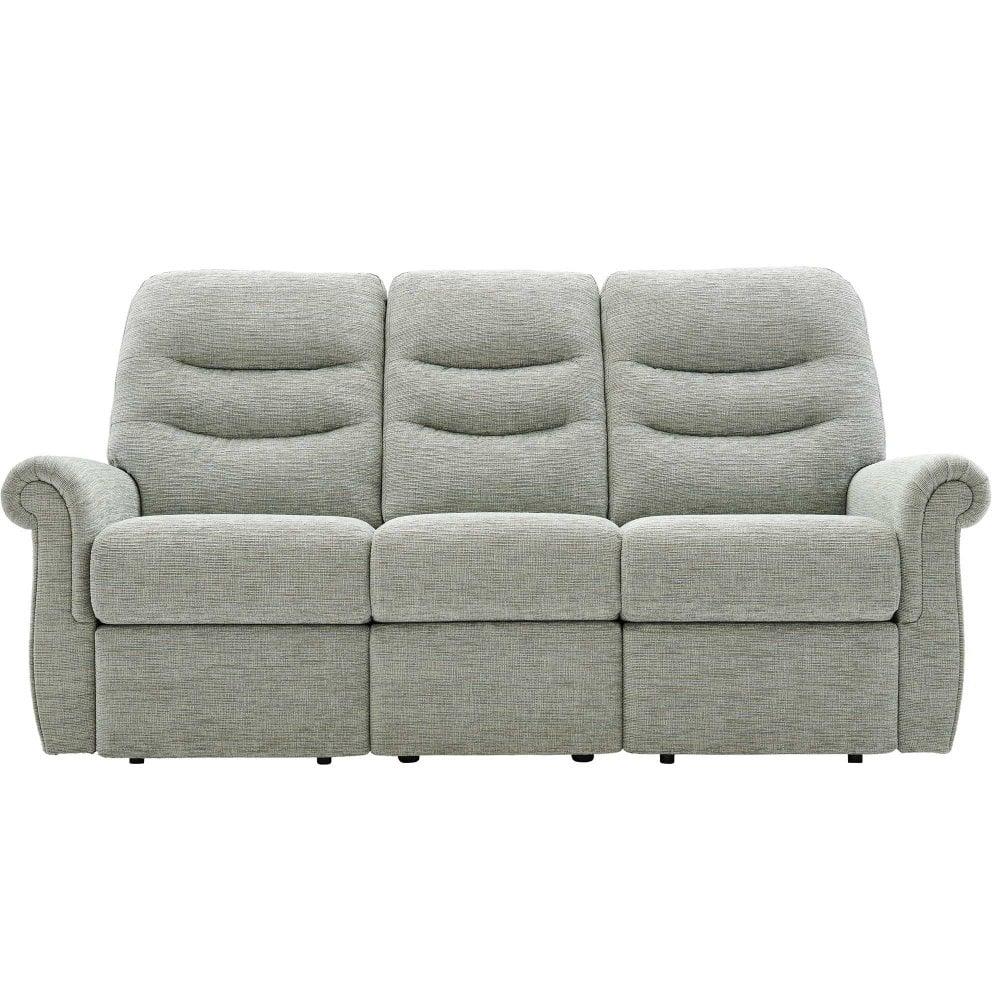 Holmes 3 Seater Sofa - Fixed