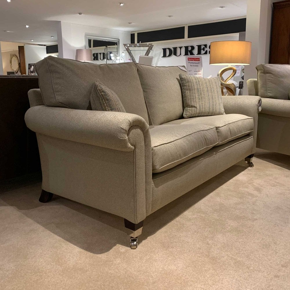 Duresta Portsmouth Large Sofa & Chair Clearance - Local Delivery