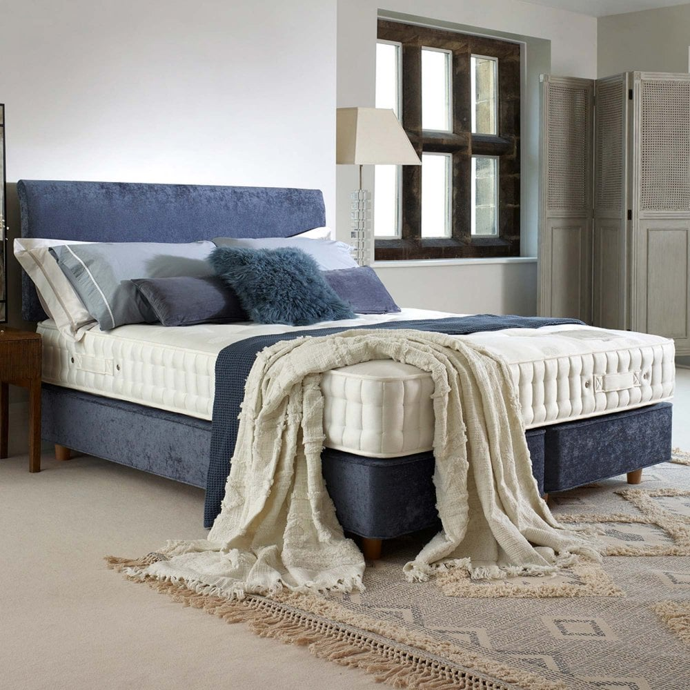 official photos 2f243 bcb2c Harrison Spinks Pearl 9000 Double Divan Bed With Drawers & Headboard  Clearance