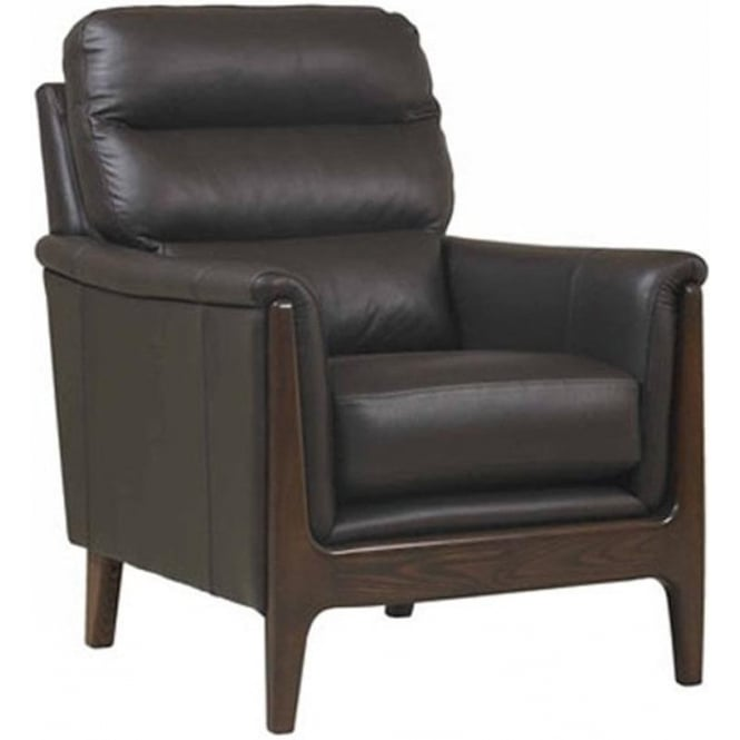 Genial Lydia Chair In Leather