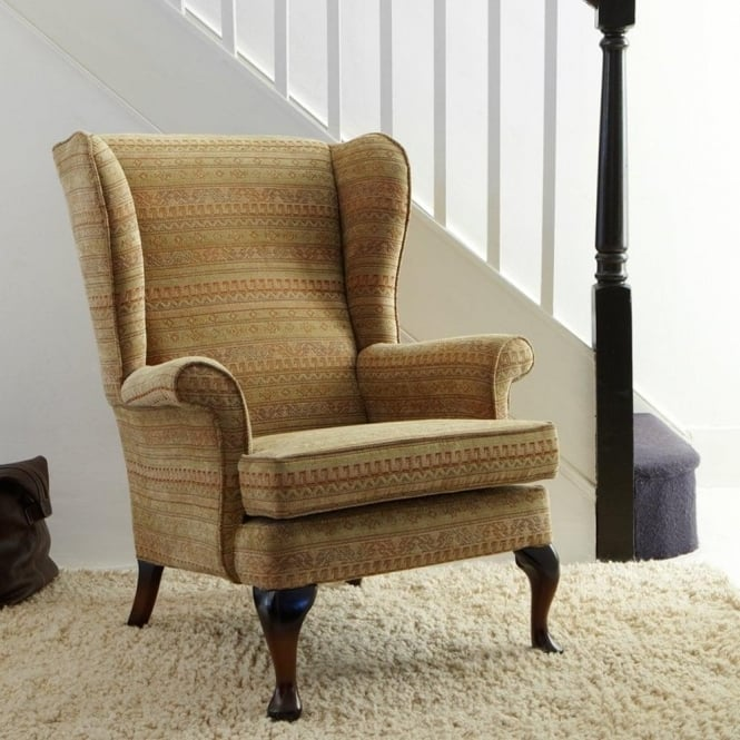 Parker knoll wing chair