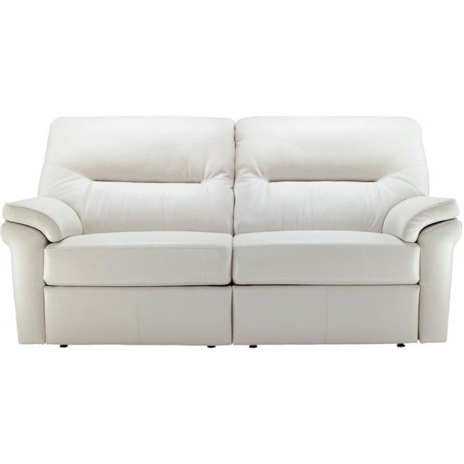 Excellent G Plan Washington 3 Seater Leather Sofa Home Interior And Landscaping Ponolsignezvosmurscom