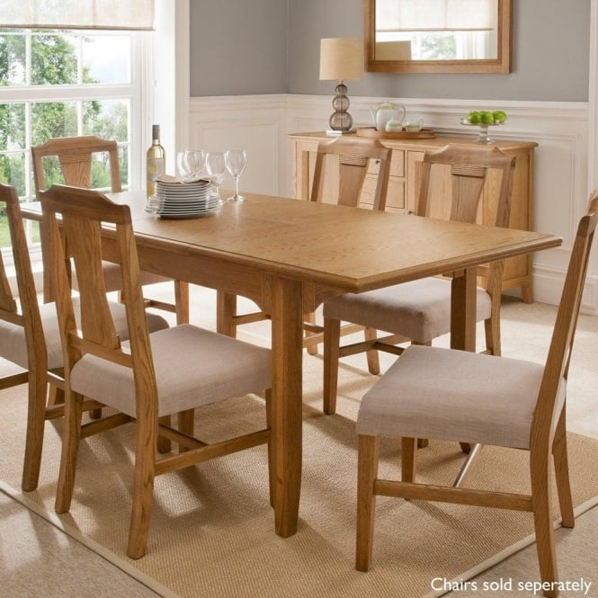 Toledo Large Dining Table Seats 4 8 People