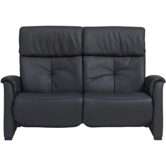 Himolla Humber Mini 2 Seater Reclining Sofa at Smiths The Rink Harrogate