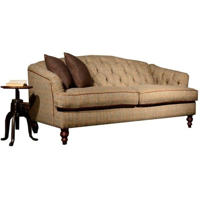 Tetrad Dalmore Petit Harris Tweed Sofa In Fabric At Smiths The Rink