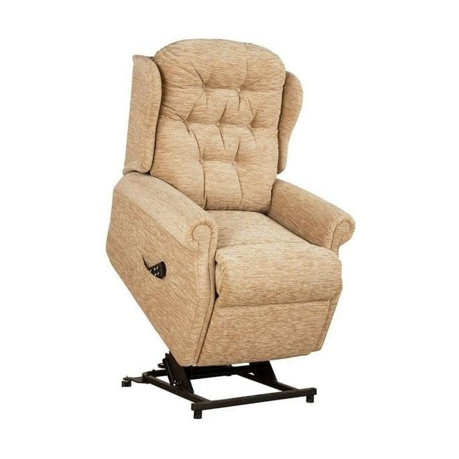 Woburn Petite Lift and Rise Recliner in Fabric