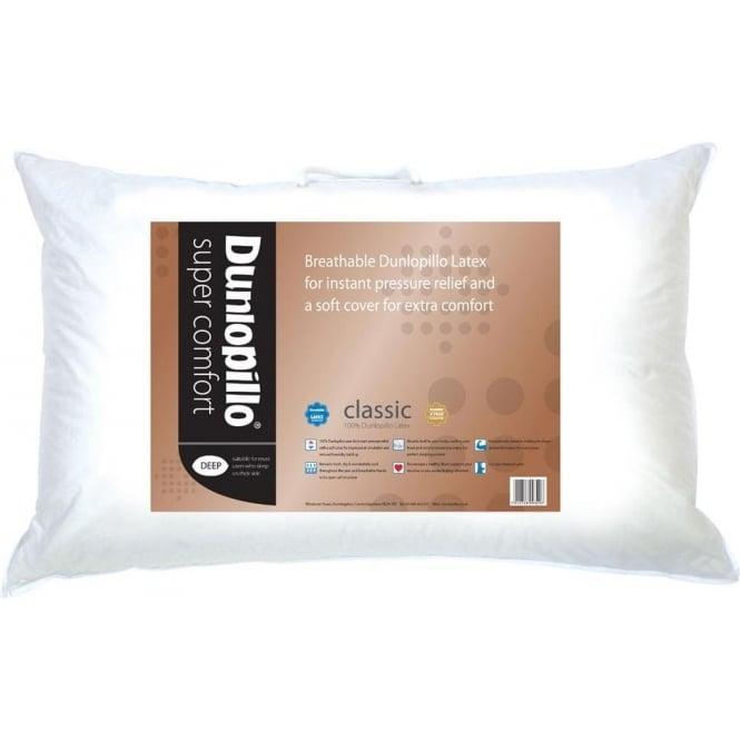 Dunlopillo Super Comfort Pillow at