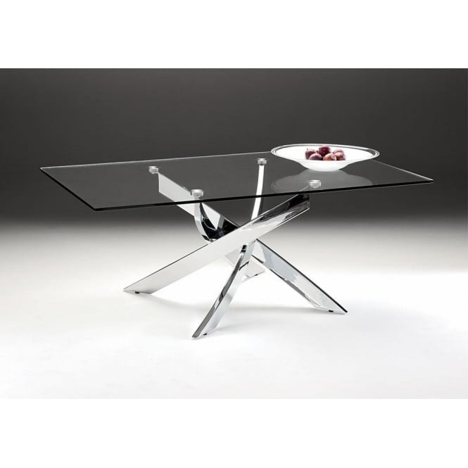 Marvelous Nord Islington Rectangular Silver Glass Coffee Table Ibusinesslaw Wood Chair Design Ideas Ibusinesslaworg