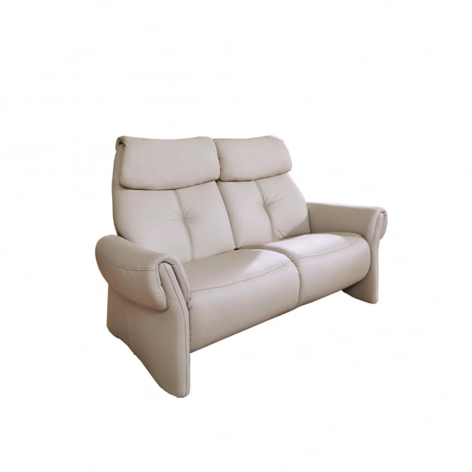 Himolla Cumuly Universe 44.44 Seater Fixed Sofa Leatheror Wooden Arms | furniture universe uk