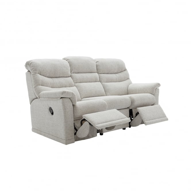 Prime Malvern 3 Seater Manual Recliner Sofa Fabric Pdpeps Interior Chair Design Pdpepsorg