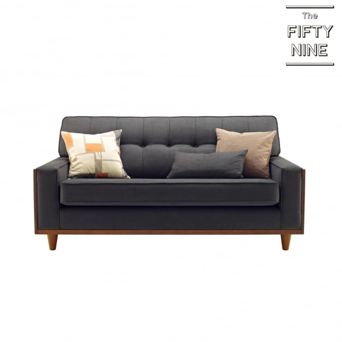The Fifty Nine Small Sofa In Fabric